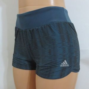 ⭐For Bundles Only⭐adidas Run Shorts Gray Blue